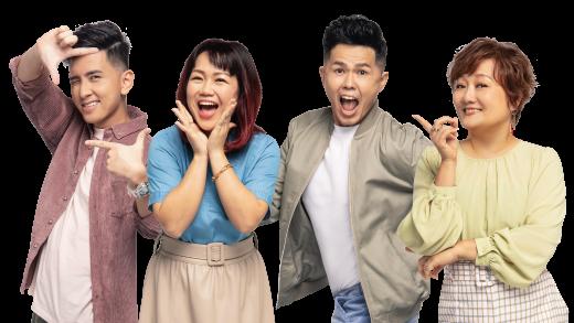 UFM100.3 早班:文鸿、丽梅、小猪、靖禾